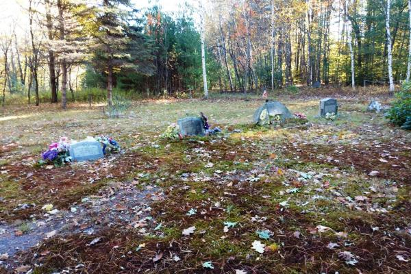photo of Libby Family Cemetery