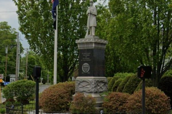 photo of Soldiers Monument