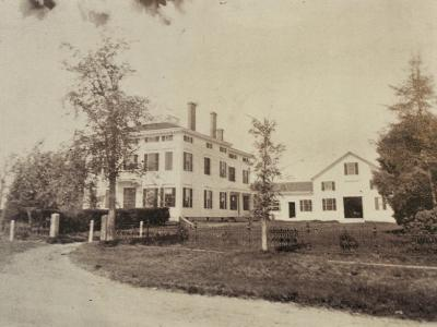 photo of Captain Reuben Blanchard House